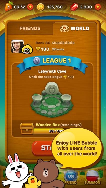 LINE Bubble! screenshot-4