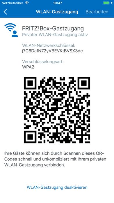 FRITZ!App WLANScreenshot von 6