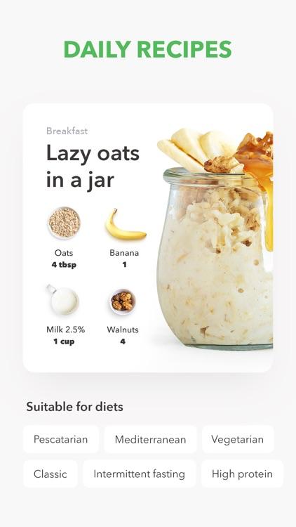 Diet & Meal Planner by GetFit screenshot-5
