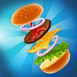 Burgers Cook Fever Food Game