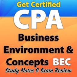 CPA Business Env. Concepts BEC