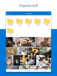 Microsoft OneDrive ipad images