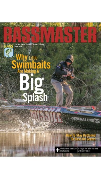 messages.download Bassmaster Magazine software