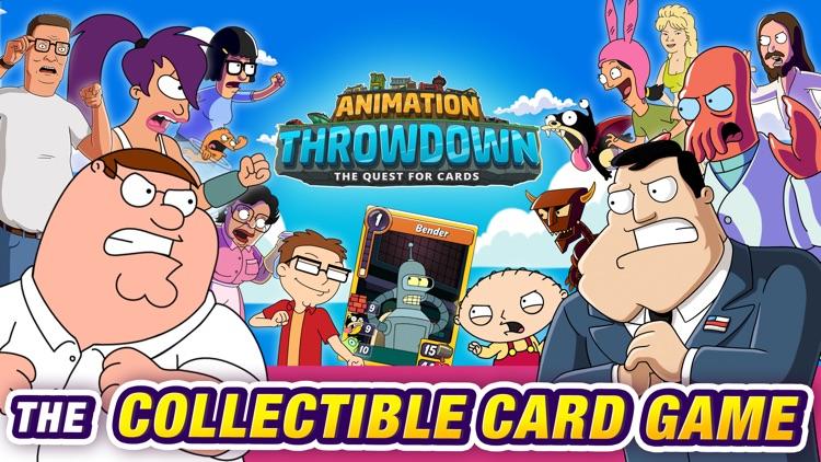 Animation Throwdown: CCG
