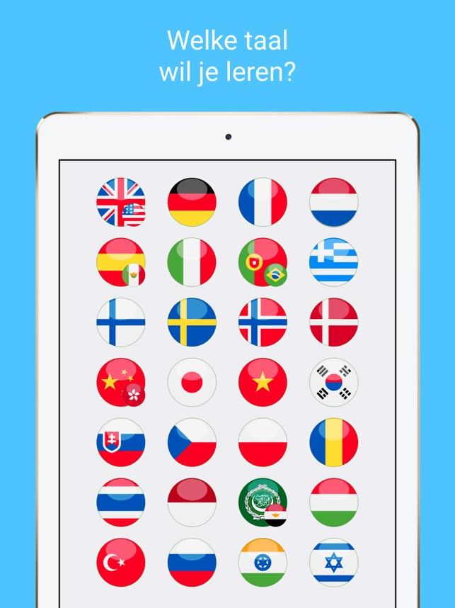 Het leren van talen dating site
