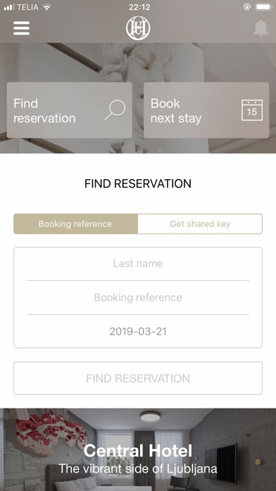 Union Hotels Collection app image