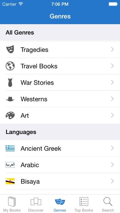 Loyal Books screenshot-4