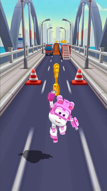 Super Wings : Jett Run screenshot-3