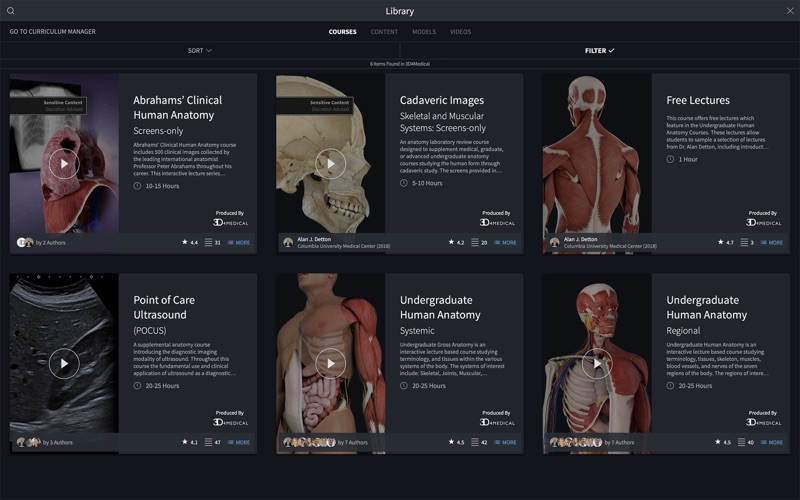 Complete Anatomy 19 for Pc - Download free Medical app