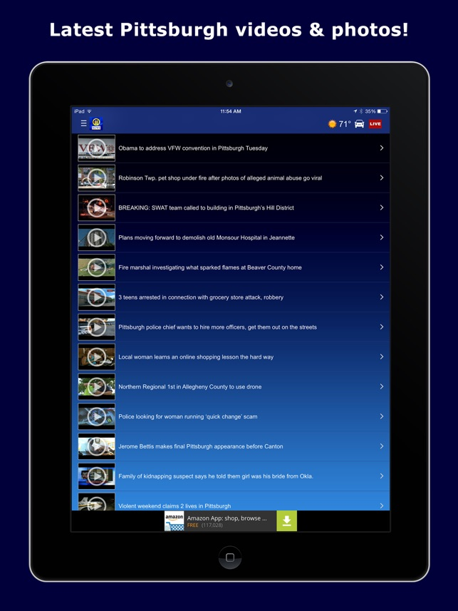 WPXI Channel 11 on the App Store