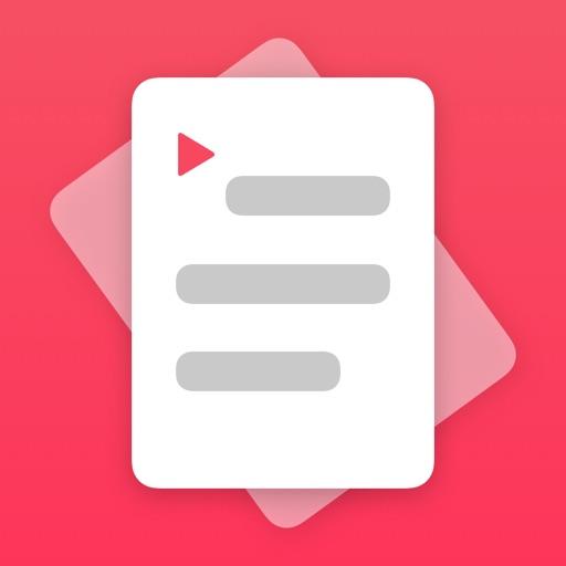 自动提词器 - 演讲、vlog神器