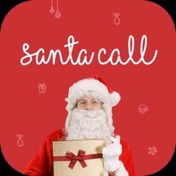 Santa Fake Video Audio Call