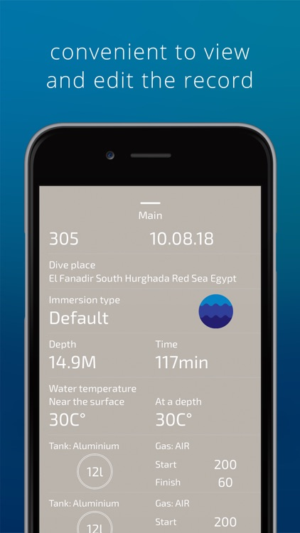 Dive Number-scuba logbook screenshot-9