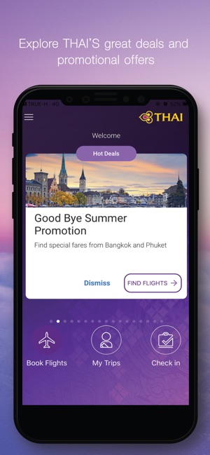 Thai Airways on the App Store