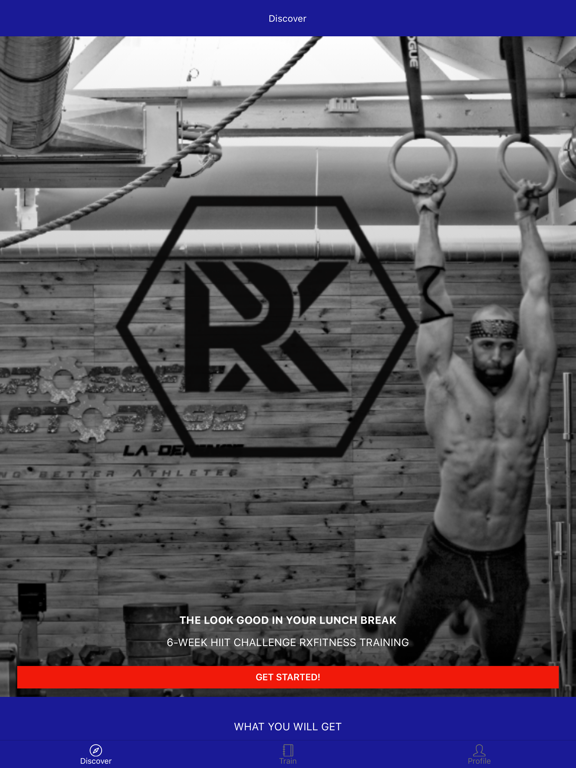 RXfitness screenshot 6