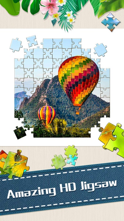 Jigsaw Puzzle - HD Puzzle Game screenshot-3