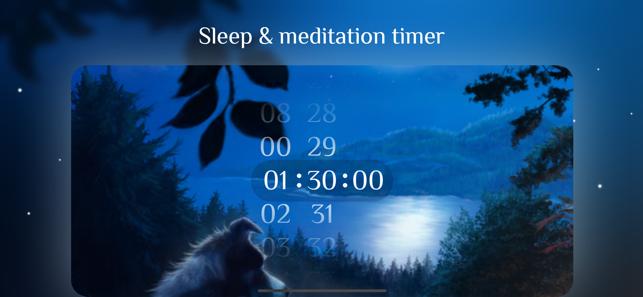Windy White Noise Sleep Sounds Screenshot