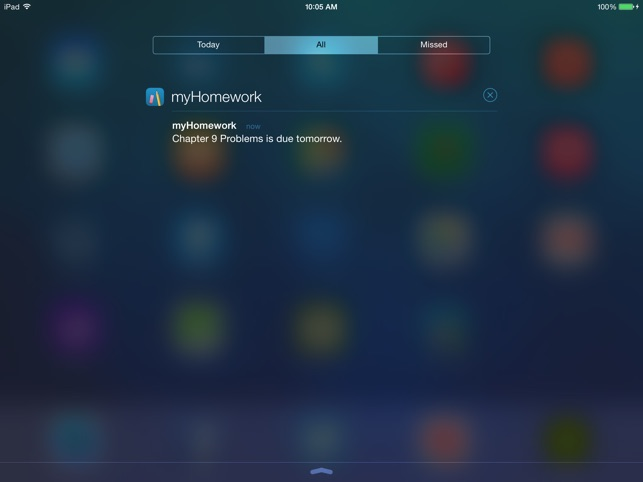 myHomework Student Planner on the App Store