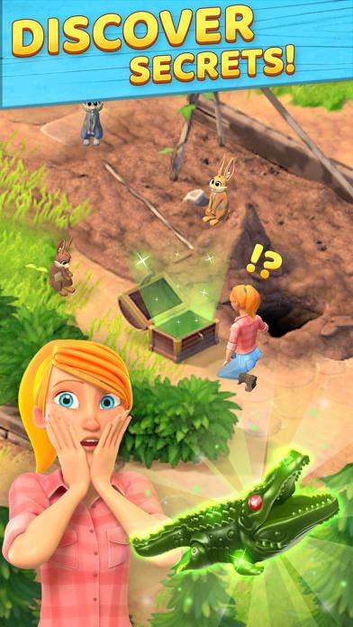 Wild Life: Puzzle Story screenshot 6