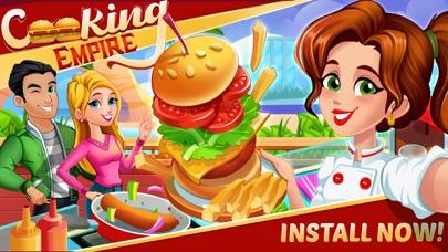 Cooking Empire 2020 in Kitchen screenshot 2