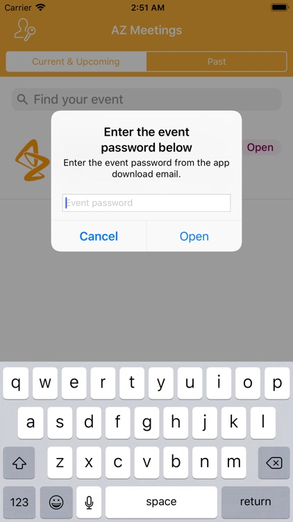 AZ Meetings & Events screenshot-3