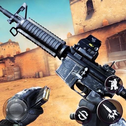 Sniper Gun War - City Survival