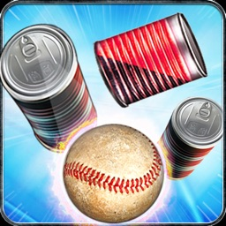 Hit And Knock Down Tin Cans 3D