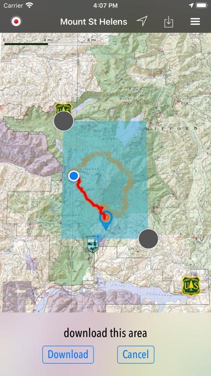 Washington Pocket Maps screenshot-4