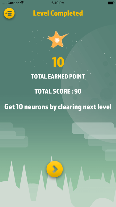 Pattern Maching Puzzle Screenshot