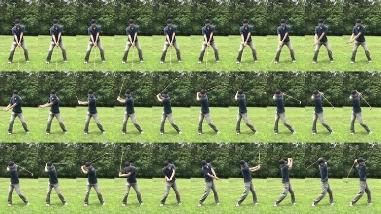 Golf Swing Shot Tracer screenshot-3