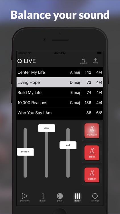 Q LIVE screenshot-3