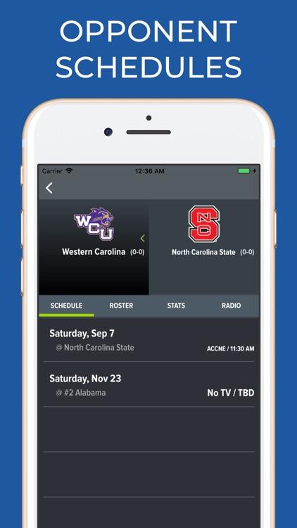 NC State Football App screenshot-5