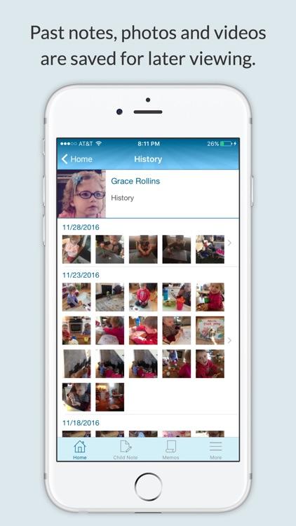 NannyNotes Baby Tracker Sheet screenshot-3