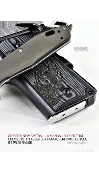 Conceal & Carry Screenshot