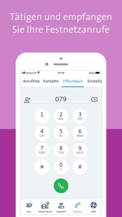 Swisscom Home App screenshot-3