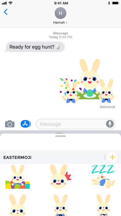 Eastermoji screenshot four