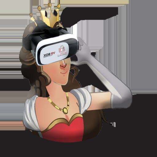 الاميرة والضفدع VR
