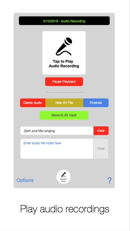 Instant AV Creator for iPhone screenshot-4