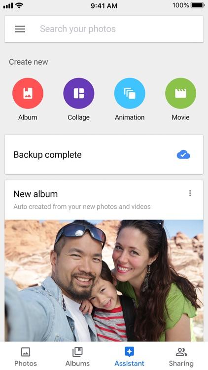 Google Photos screenshot-9
