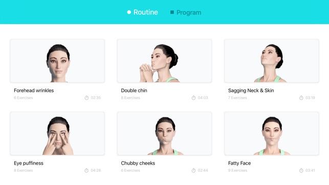 Facial Yoga Guru -Face Fitness on the App Store