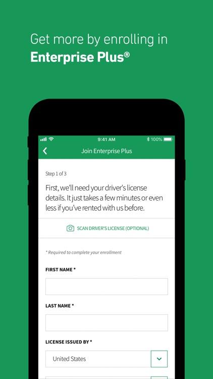 Enterprise Rent-A-Car screenshot-5