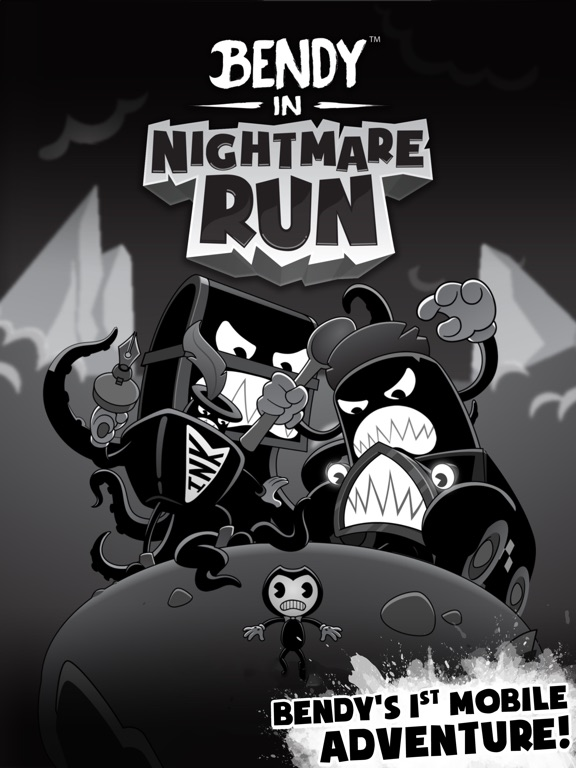 Bendy™ in Nightmare Run на iPad