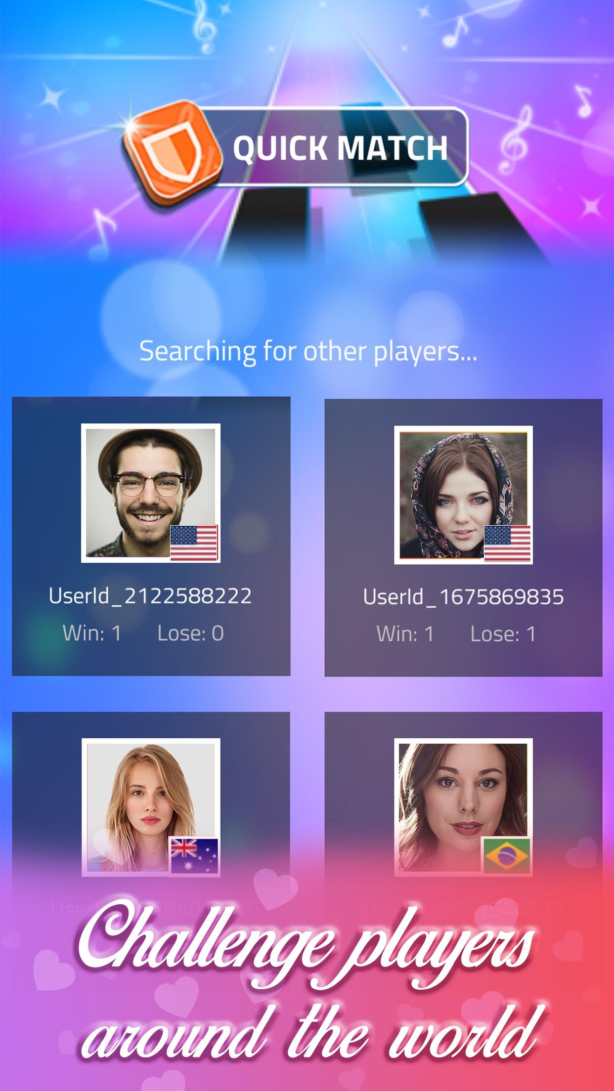 Screenshot do app Magic Tiles 3: Piano Game