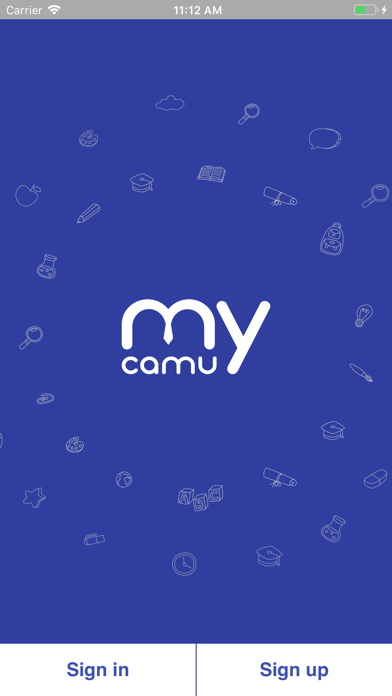 MyCamu - Student Parent App screenshot one