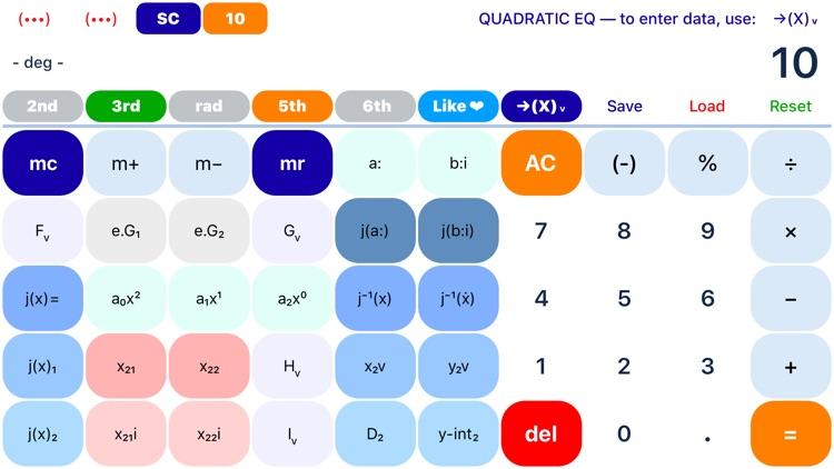 SciPro Math screenshot-4