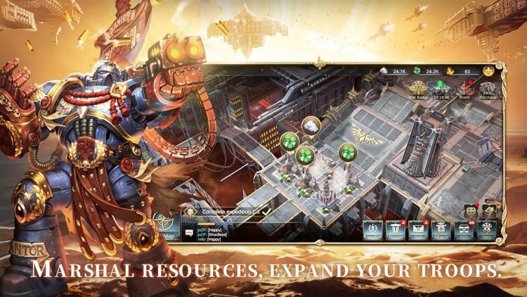 Warhammer 40,000: Lost Crusade screenshot-3