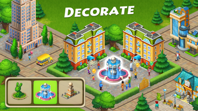 Township: Farm & City Building Screenshot on iOS