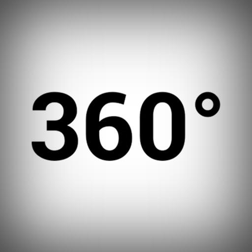 360-кратный транспортир
