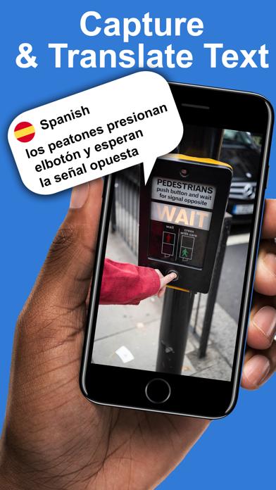 Voice & Photo Translator App screenshot #2