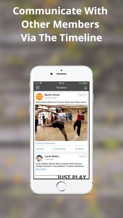 Apps Leisure screenshot-4